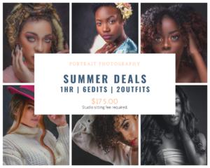 Portrait Summer Campaign